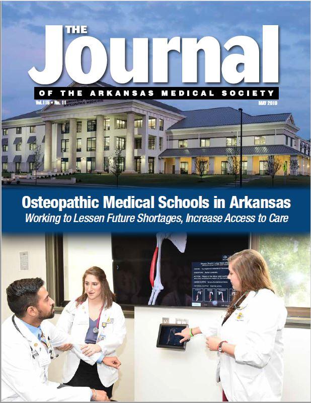 The Journal - Arkansas Medical Society